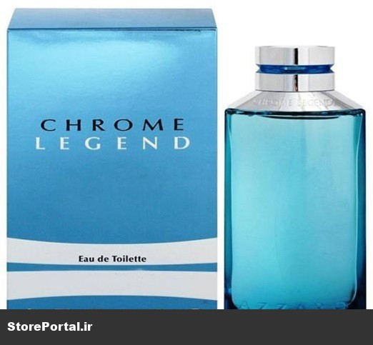 عطر مردانه Azzaro Chrome Legend