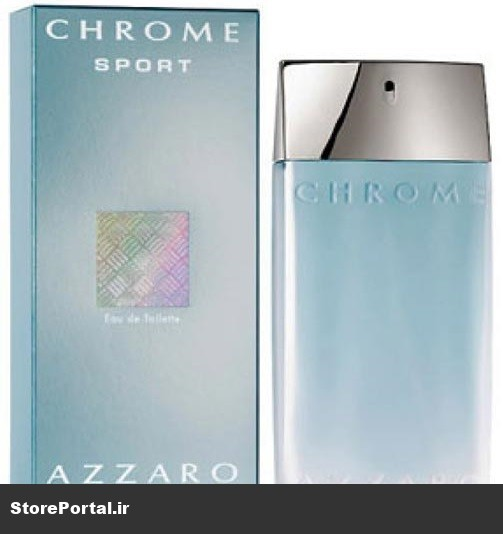 عطر مردانه Azzaro Chrome Sport